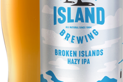 This hazy IPA is anything but expected. There's some something new to be discovered around every corner: bold citrus aromas and flavours lead to a lingering, juicy finish.
